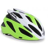 Capacete Bike Spiuk Tamera Lite Verde e Branco