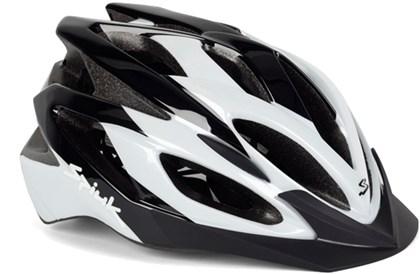 Capacete Bike Spiuk Tamera Preto Branco