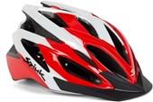 Capacete Bike Spiuk Tamera Vermelho Branco