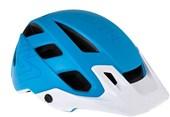 Capacete Bike Spiuk Xenda 2016 Azul e Branco