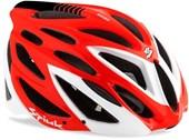 Capacete Bike Spiuk Zirion 2016 Vermelho Branco