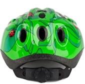Capacete Ciclismo Spiuk Kids Besouros Verde ML - Tam. 52-57