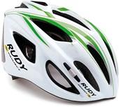 Capacete para Bike Rudy Project Slinger Branco Verde