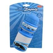 Caramanhola Infantil Estrela KidZamo 300ml Azul com Suporte