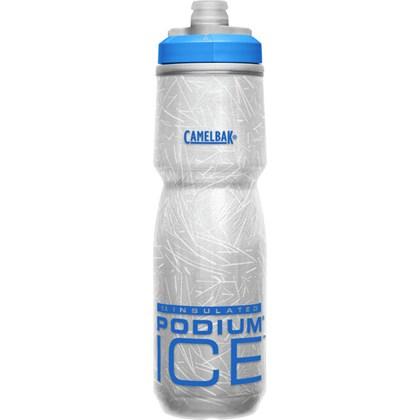 Caramanhola Térmica Camelbak Podium Ice 620ml Cinza e Azul