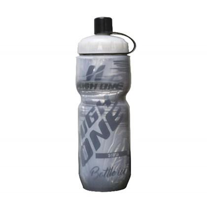 Caramanhola Térmica High One Snow Bottle Ice 590ml Preta