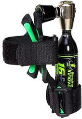 Cartucho CO2 Genuine Innovations com bico Air Chuck Elite e suporte X-Mount