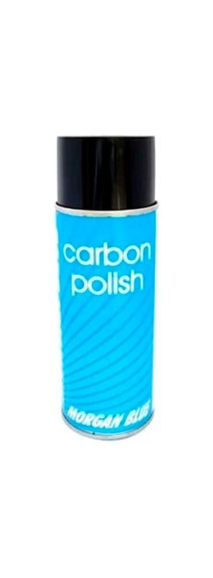 Cera de Silicone Morgan Blue Polish Carbone