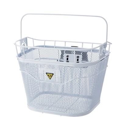 Cesta Frontal Topeak Mtx Basket Front Branca