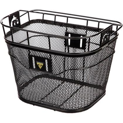 Cesta Frontal Topeak MTX Basket Front Preta TB2011B
