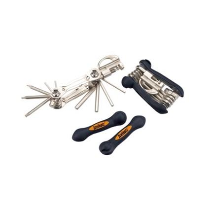 Chave Canivete Multifunção IceToolz 16 peças