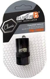 Chave Extratora de Cassete 6 e 7 Velocidades Super B TB-1085