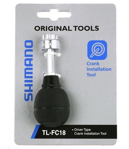 Chave Shimano TL-FC18 para pedivela
