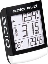 Ciclocomputador Shimano PRO Scio Alti com Altímetro Preto
