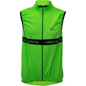 Colete Corta Vento Marcio May Sports Elite Verde Fluor