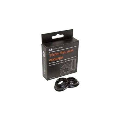 Conversor Crank Brothers de Cubo Dianteiro Iodine - Eixo 15mm Para 20mm