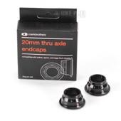 Conversor Crank Brothers DE Cubo Dianteiro Iodine - Eixo 20mm Para 15mm