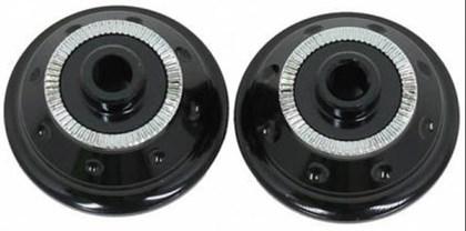 Conversor Crank Brothers de Cubo Dianteiro Iodine - para Eixo 9mm