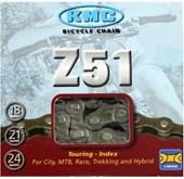 Corrente Bike KMC Z51 MTB 7v