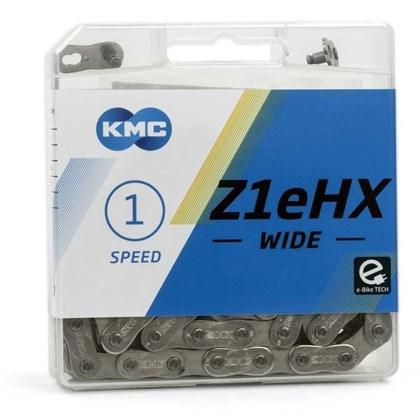 Corrente E-Bike KMC Z1eHX 1 Velocidade