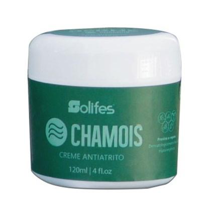Creme Antiatrito Solifes Endue Chamois 120ml