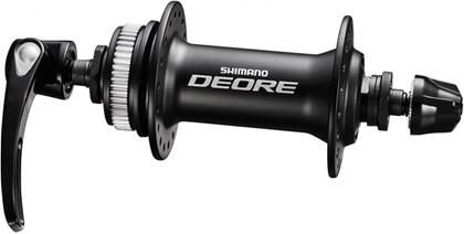 Cubo Bike Dianteiro Shimano Deore HB-M615 32 furos
