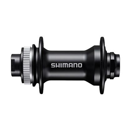 Cubo Bike Dianteiro Shimano HB-MT400 15mm Boost 32 Furos
