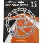 Disco de Freio Bike Alligator Crown 180mm 6 Furos