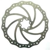 Disco de Freio Bike Tektro TR1 203mm 6 furos