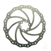 Disco de Freio Bike Tektro TR7 203mm 6 furos