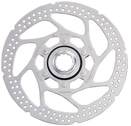 Disco de Freio para Bike Shimano SM-RT53 160mm