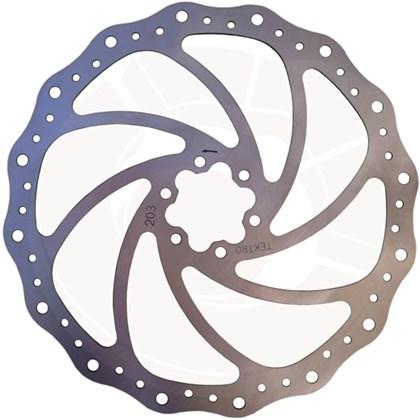 Disco de Freio para Bike Tektro TR1 203mm