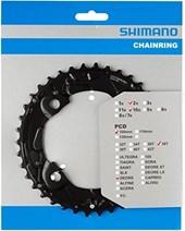 Engrenagem para Pedivela Shimano Deore FC-M615 - 38 Dentes