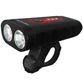 Farol para Bike High One 900 Lumens 3 Funções USB