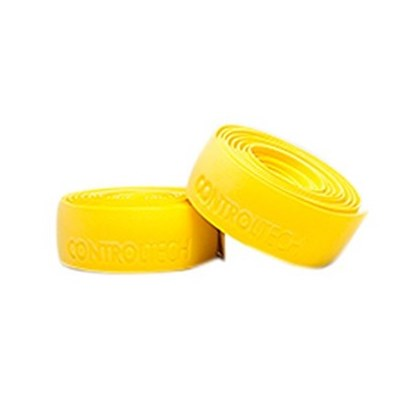 Fita de Guidão ControlTech Silicone Amarela