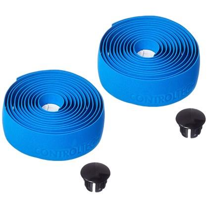 Fita de Guidão ControlTech Silicone Azul Marinho