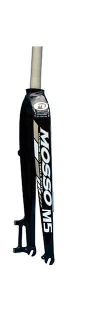 Garfo Mosso M5 Rígido para Bike aro 29 Preto