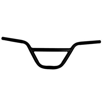 Guidão para Bike BMX Pró Roll Médio Parede 1.50 Preto