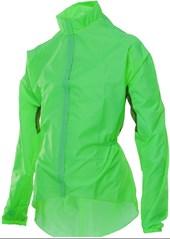 Jaqueta Capa de Chuva para Ciclista Mauro Ribeiro Verde