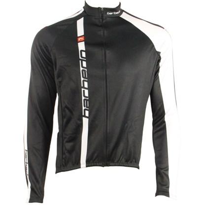 Jaqueta Ciclismo Barbedo Preta e Branca