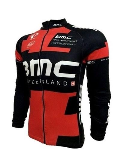 Jaqueta Ciclismo ERT Equipe BMC