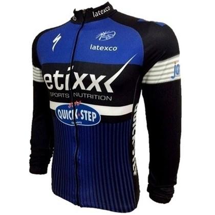 Jaqueta Ciclismo ERT Equipe Etixx 2016