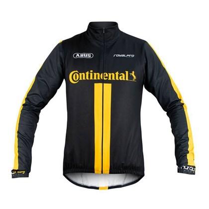 Jaqueta Ciclismo Peluciada Royalpro Continental Abus