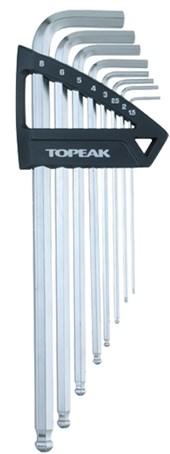 Jogo De Chave Allen Topeak TPS-SP40
