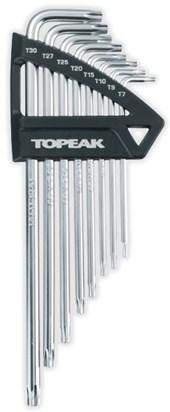 Jogo de chave Topeak Torx Wrench Set TPS-SP05
