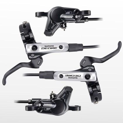 Kit Freio a Disco Hidráulico para Bike Shimano Deore BL-M615