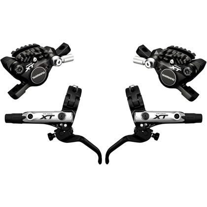 Kit Freio a Disco Hidráulico para Bike Shimano Deore XT M785