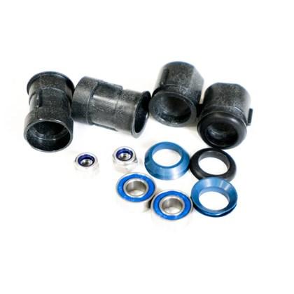 Kit Refresh Pedal Crank Brothers Double Shot 2 e 3 Eixo e Reparos