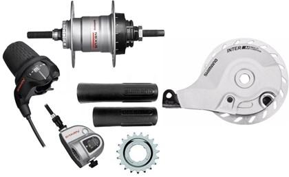 Kit Shimano Nexus Roller Brake 3 velocidades