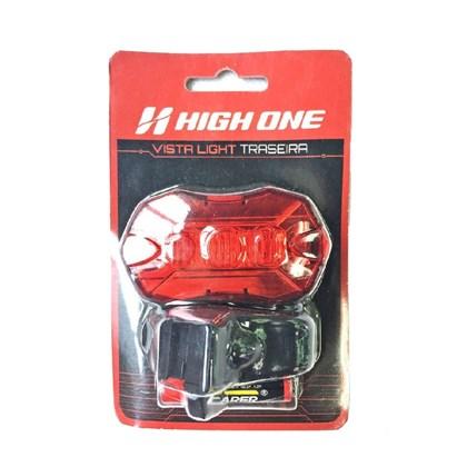 Lanterna para Bike High One Hexagonal